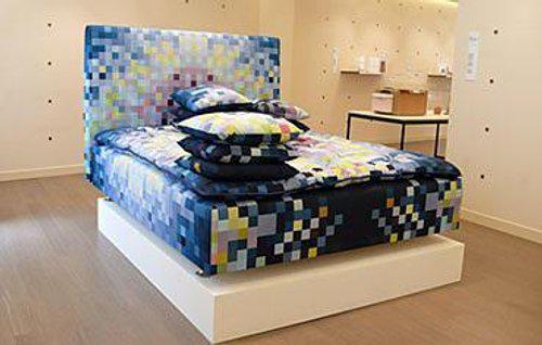Lit pixel par cristian zuzunaga voir for Cristian zuzunaga
