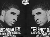 DRAKE: 'Unforgettable' Feat Young Jeezy (OVO Festival)