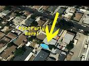 Insolite Google Earth, nouvel outil pour traquer piscines interdites