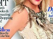belle Drew Barrymore pose couverture Marie Claire pour rentrée 2010