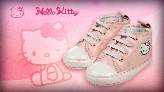 Chaussures enfants hello kitty en vente priv e lire - Vente privee pour enfant ...