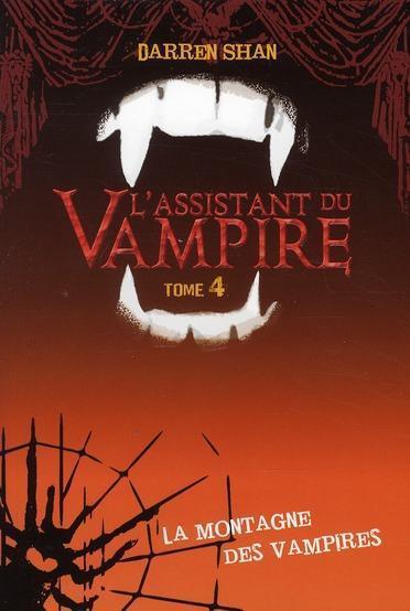 L'assistant du vampire  Lassistant-vampire-tome-4-montagne-vampires-L-1