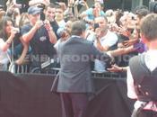 3000 fans accueillent Sylvester Stallone l'UGC Rosny Nous étions place