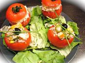 tomates farcies froides.......