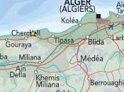 Algérie scandale massacre site romain Cherchell