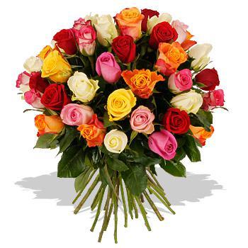 Id e cadeau de noel n 46 un bouquet de fleurs paperblog - Idee bouquet de fleur ...