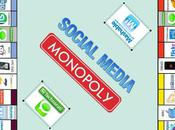 Monopoly réseaux sociaux...