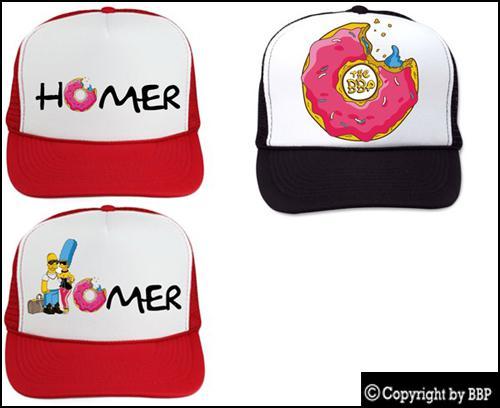 BBP x Simpson accessories