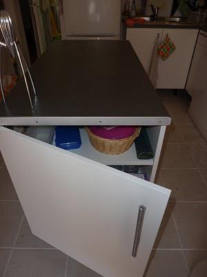 Fabriquez un ilot central pour votre cuisine !