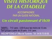 Visite Historique Citadelle Porto-Veccchio demain partir