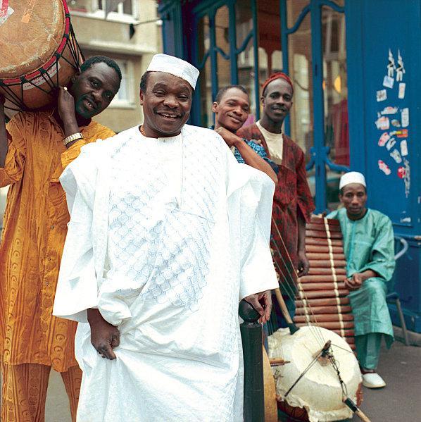 Orchestre Rail Band Moko Diolo