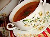 Hrira (soupes légumes)