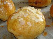 Briochette légère yaourt fleur d'amande