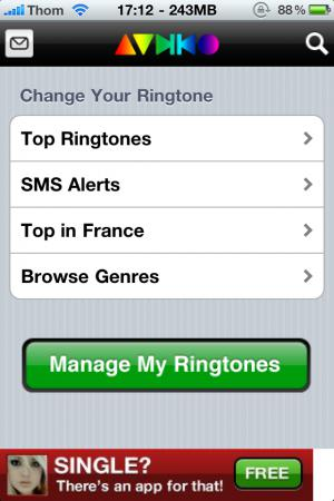 Changer Sa Sonnerie Iphone