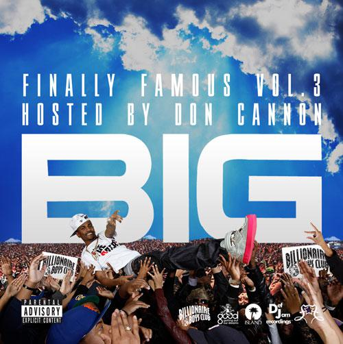 big sean finally famous vol 3 cover. images Big Sean ft.
