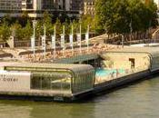 Pariisin joenvarsiterassit Terrasses berges Seine