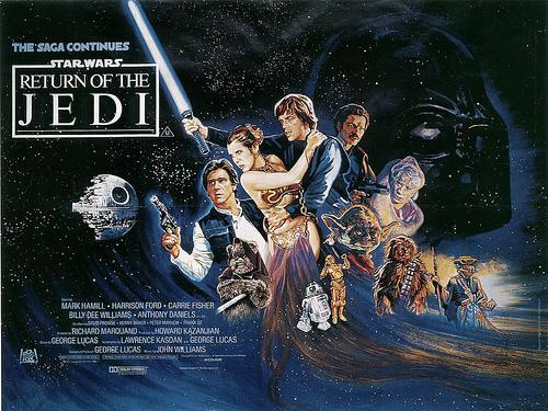 La vraie fin du Retour du Jedi