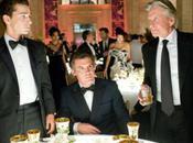 L'acteur américain Michael Douglas optimiste quant guérison cancer