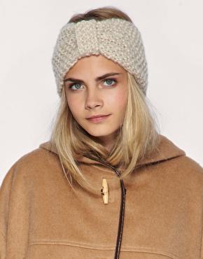 Bandeau cheveux femme hiver