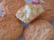 Muffins noix coco