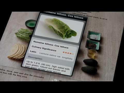 Cuisine visuelle simple rapide et d licieux sur ipad for Conception cuisine sur ipad