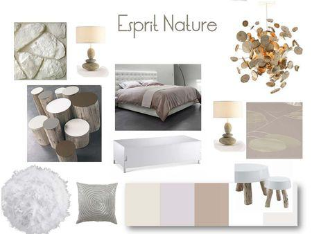 Coaching d co chambre parentale une ambiance nacr e paperblog for Chambre ambiance nature