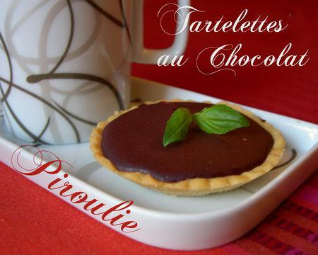 tartelettes au chocolat et aux framboises de pierre herm et recette de la p te sucr e de pierre. Black Bedroom Furniture Sets. Home Design Ideas