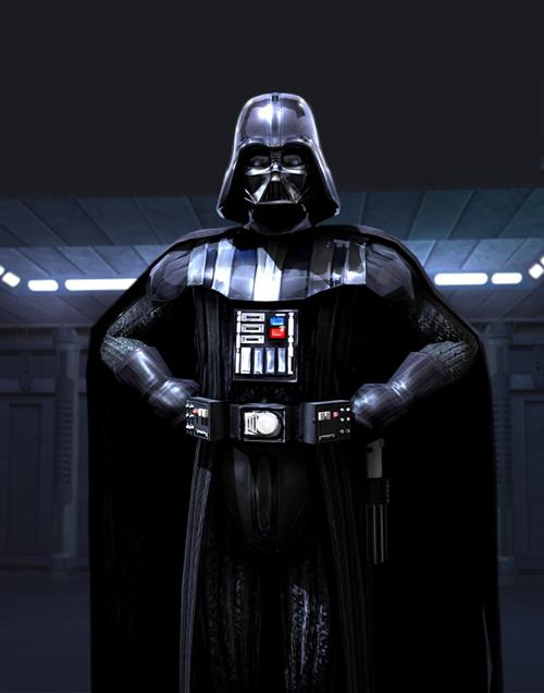 MBTI enneagram type of Darth Vader