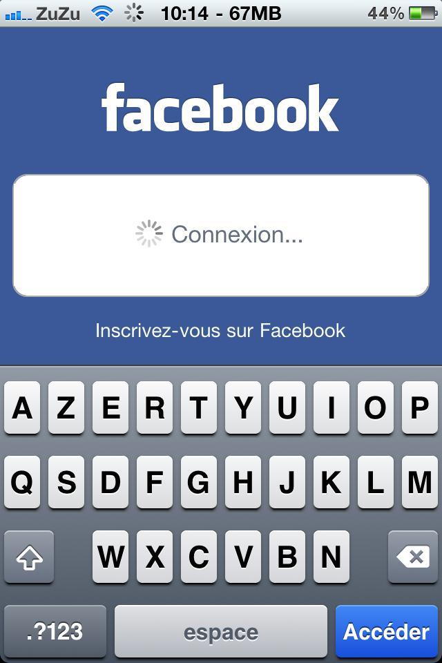 Rencontre contact facebook