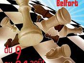 Championnat France d'échecs Belfort. Couple gagnant.