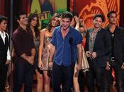 Teen Choice Awards 2010 palmarès saga