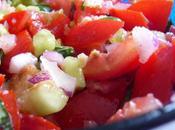Salade Panzanella goût d'Italie (plaisir gourmand août)