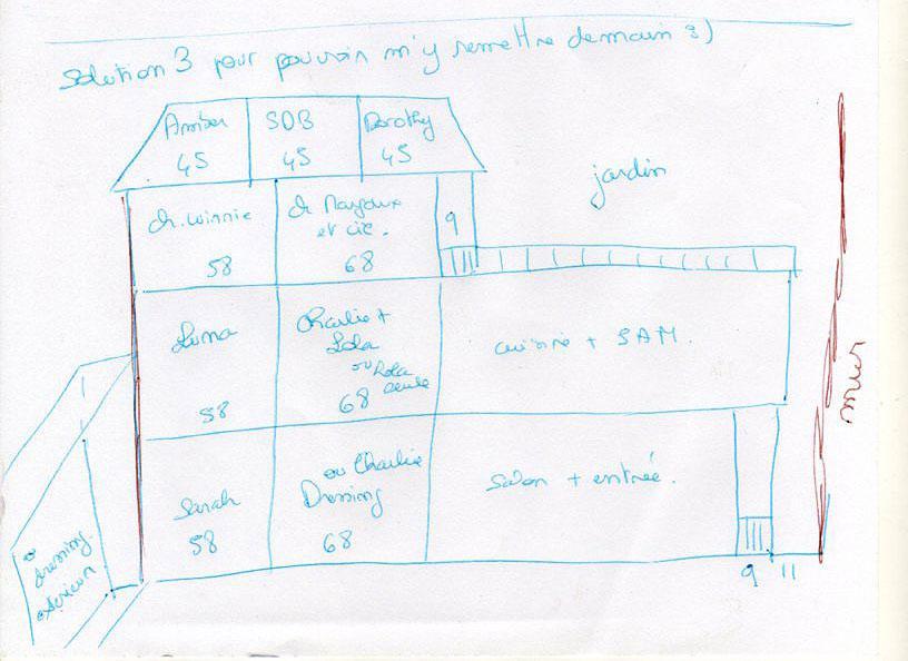 maison de poup e de 40cm en carton la salle de bain 1 paperblog. Black Bedroom Furniture Sets. Home Design Ideas