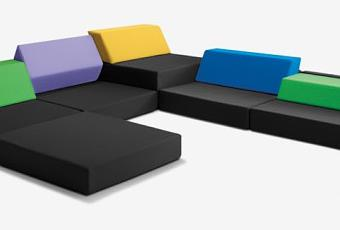 Le sofa modulable dunlopillo motion d sign par ora ito voir - Dunlopillo lovez vous ...