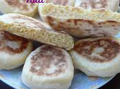 Petits pains farine maïs
