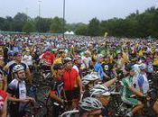 Lance Armstrong 5000 pélerins