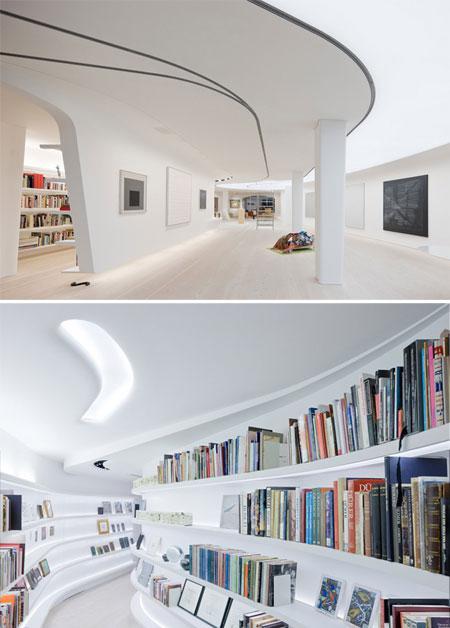 Loft new york par designer int rieur karim rashid vid o for Interieur loft new york