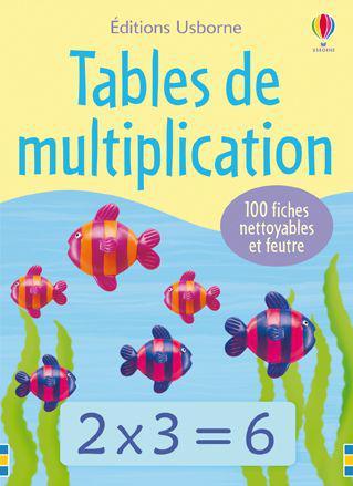 La rentr e litt raire des petits merci usborne paperblog - Reviser ses tables de multiplication ...