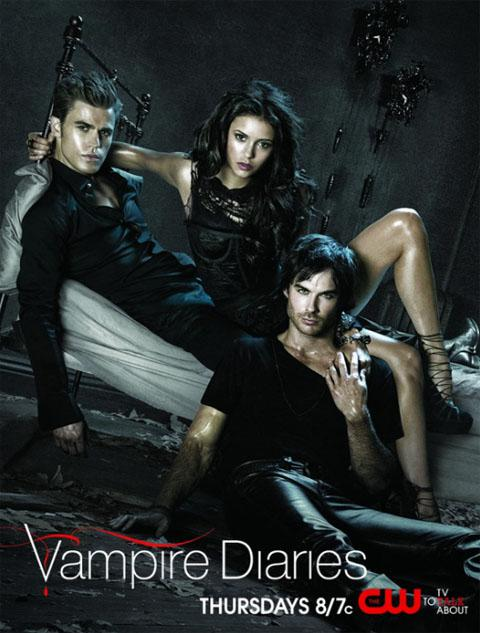 VAMPIRE DIARIES dans vampire