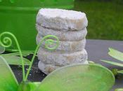Biscuits fondants citron vert Martha Stewart