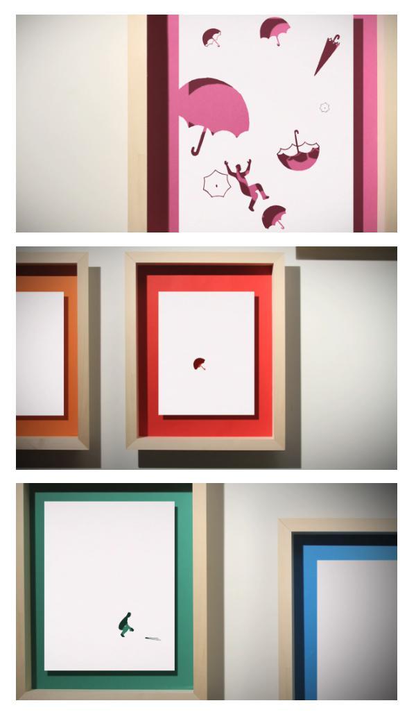 100 créations uniques à découvrir sur l'art du papier !