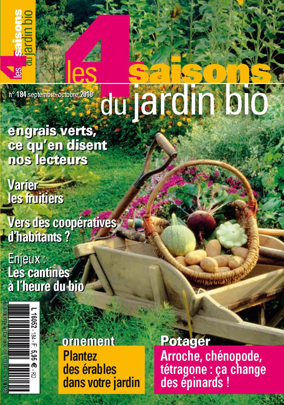 les 4 saisons du jardin bio n 184 paperblog. Black Bedroom Furniture Sets. Home Design Ideas