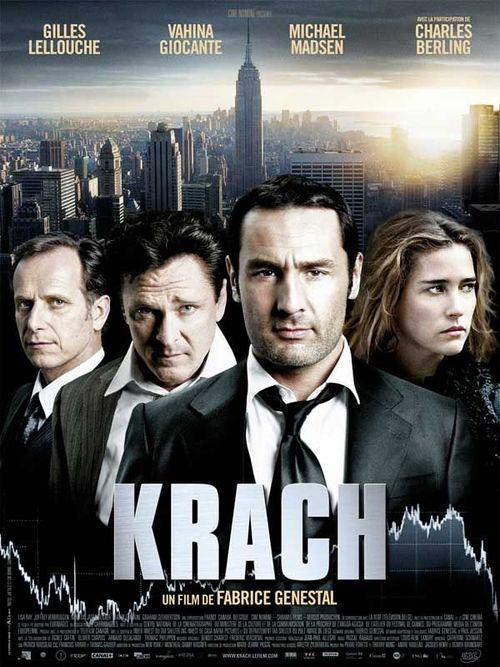 Krach gilles lellouche vahina giocante michael madsen charles berling fabrice genestal