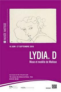 Lydia Delectorskaya, Muse et modèle de Matisse
