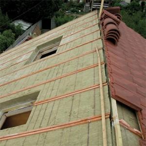 l isolation par l ext rieur des toitures paperblog. Black Bedroom Furniture Sets. Home Design Ideas