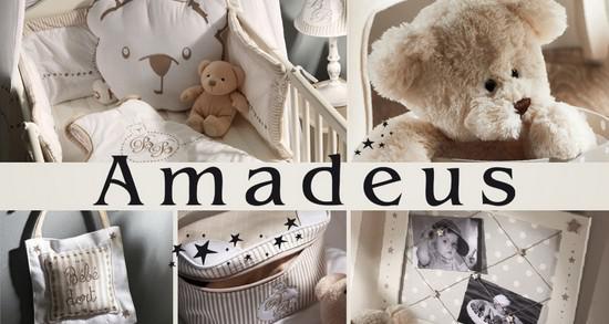Amadeus d co et accessoires de la chambre d 39 enfant en for Amadeus decoration