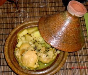 Cuisine marocaine a domicile  par Maria