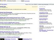Exemple site personnel inspiré Google