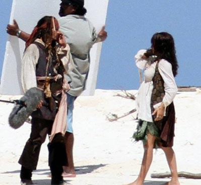 Pirates des Caraïbes 4: Penelope Cruz est enceinte!