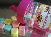 Mini Marshmallows mousse